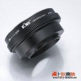 絞り調整可能!KIWIFOTOS製 ニコン Nikon Fマウント AI/AI-S/AF-I/AF-Sレンズ Gタイプレンズ→パナソニック LUMIX カメラボディ マイクロフォーサーズ m4/3 マウントアダプター