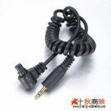 JJC カメラ接続コード Cable-A [キャノン RS-80N3 互換]