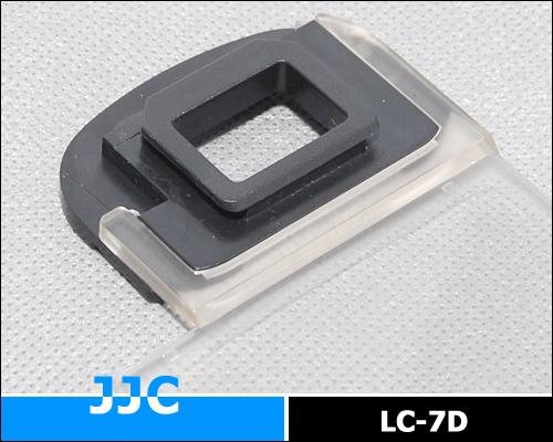 画像2: JJC製 Canon キャノン EOS 7D 専用 液晶保護カバー