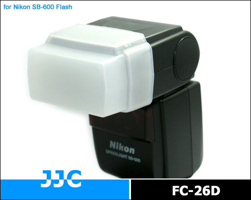 画像1: JJC製 Nikon SB-600 Olympus FL36  Panasonic DMWFL 360E  Sunpak PZ-42X 用 ディフューザー