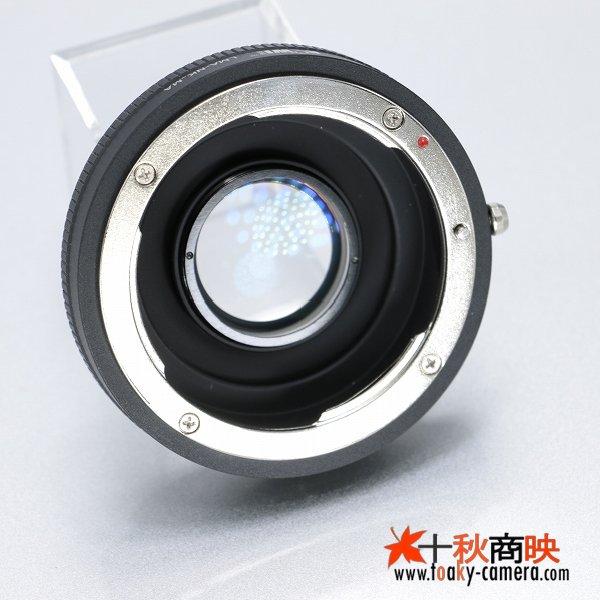 画像3: 補正レンズ付! KIWIFOTOS製 ニコン Nikon Fマウント AI/AI-S/AF-I/AF-S レンズ→ソニー SONY Aマウント 一眼レフカメラ マウントアダプター