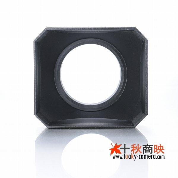 画像5: HDV iVIS Handycamなど ビデオカメラ用 通用 ねじ込み式 角型レンズフード 径43mm対応
