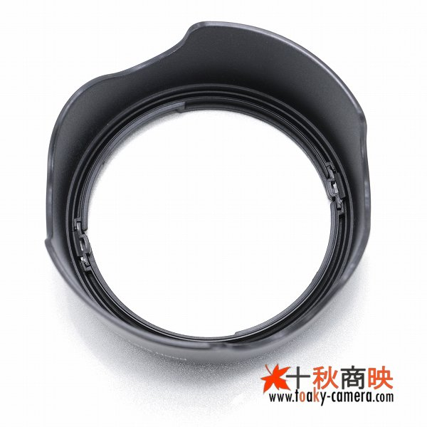 画像2: JJC製 キャノン Canon レンズフード EW-63C 互換品 EF-S 18-55mm F3.5-5.6 IS STM 用