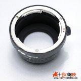 KIWIFOTOS製  ライカ Leica Rレンズ→ニコン1 Nikon 1シリーズ カメラボディ マウントアダプター
