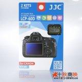 JJC製 キャノン 60D 専用 液晶保護フィルム 2組4枚セット