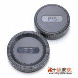 JJC製 ペンタックス PENTAX 用 PKレンズリアキャップ カメラボディキャップ セット