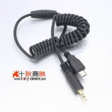 JJC カメラ接続コード Cable-R [富士フィルム RR-90 互換]