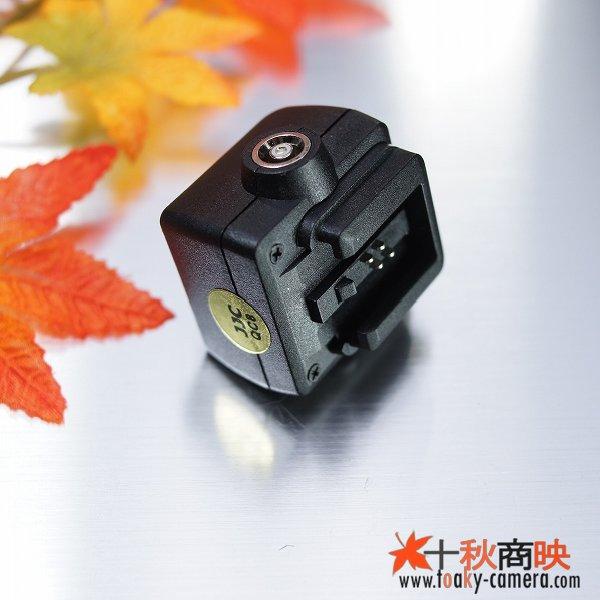 画像3: JJC製 ソニー αカメラ 用 ホットシュー 変換アダプター JSC-6