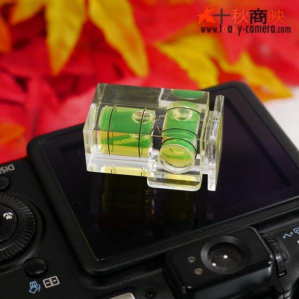 画像2: JJC製 2WAY レベラー 水準器 (キャノン、ニコン等用)