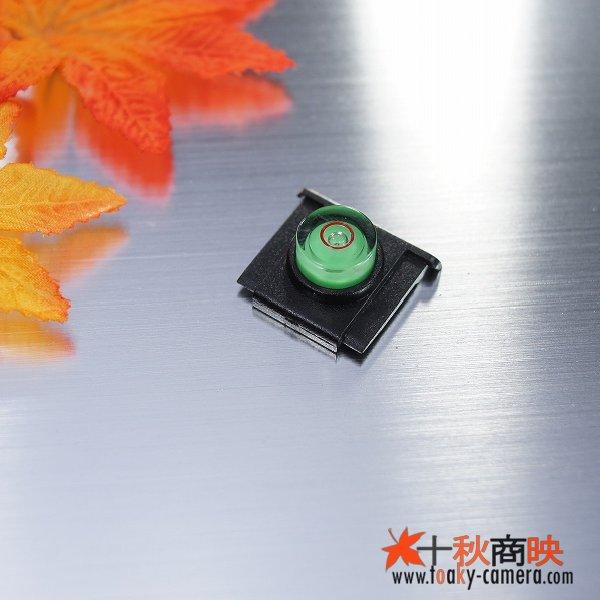 画像2: JJC製 最小サイズ1WAY 丸型 レベラー 水準器 (キャノン用)