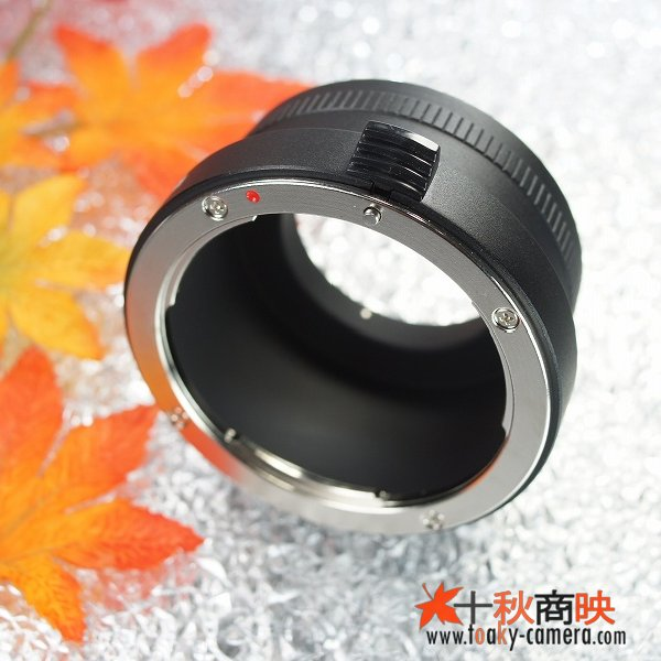 画像4: KIWIFOTOS製 ニコン Nikon Fマウント AI/AI-S/AF-I/AF-S レンズ→ ニコン1 Nikon 1シリーズ カメラボディ マウントアダプター