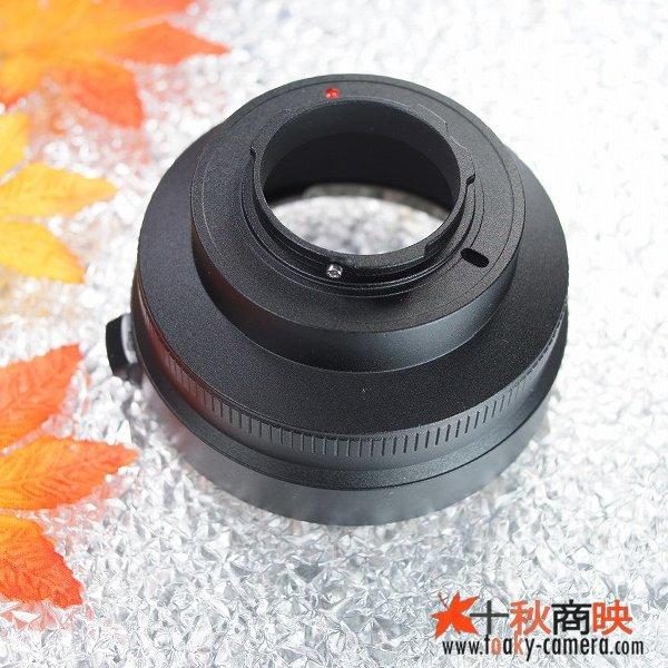 画像3: KIWIFOTOS製 キャノン Canon EOS EFレンズ→ペンタックス Q PENTAX Q カメラボディ マウントアダプター