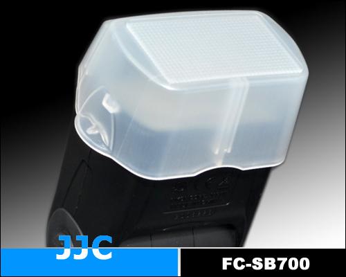 画像1: JJC製 ニコン スピードライト SB-700 専用 ディフューザー