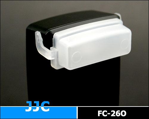 画像1: JJC製 NISSIN ニッシン スピードライト Di28 専用 ディフューザー