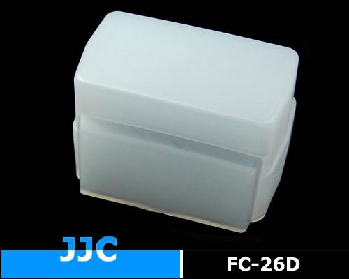 画像2: JJC製 Nikon  スピードライト SB-600 / Olympus FL360 / Panasonic DMWFL 360E 等用 ディフューザー