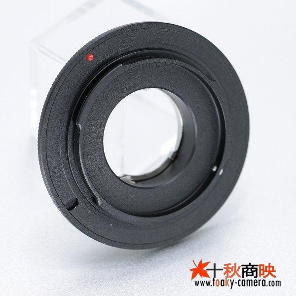 画像2: KIWIFOTOS製 PENTAX ペンタックス オート 110 (ワンテン)レンズ→パナソニック LUMIX カメラボディ マイクロフォーサーズ m4/3 マウントアダプター