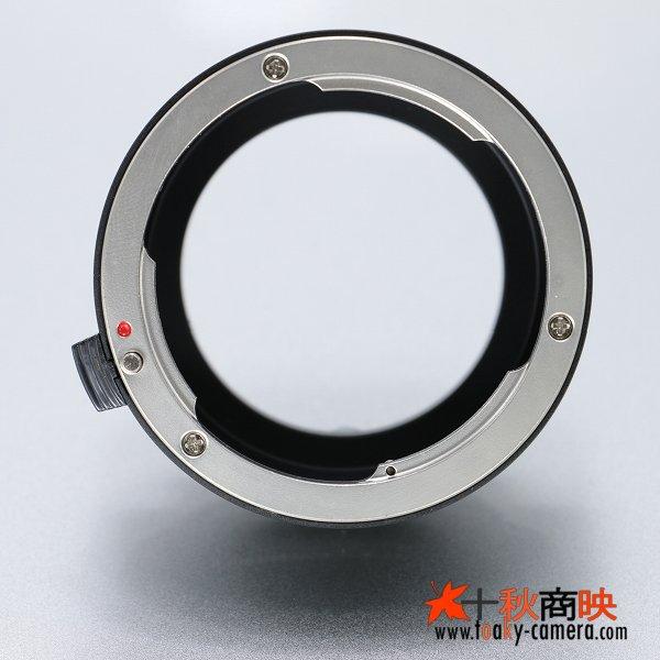画像4: KIWIFOTOS製 ライカ Leica Rレンズ→ソニー NEX カメラボディ Eマウントアダプター