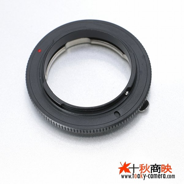 画像5: KIWIFOTOS製 ライカ Leica Mレンズ→ソニー NEX カメラボディ Eマウントアダプター