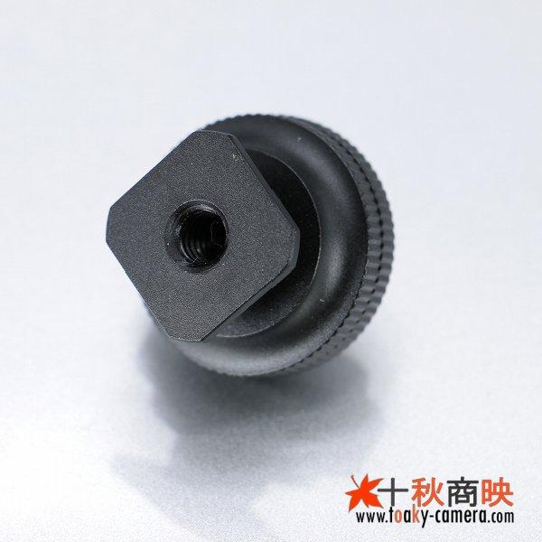 画像2: JJC製 コールドシュー→ 三脚ネジ 変換アダプター 底面に三脚ネジ穴付き MSA-11