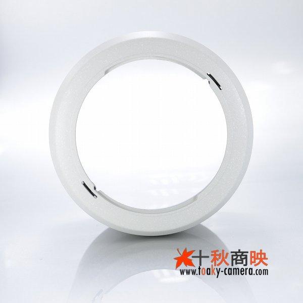 画像5: JJC製 キャノン レンズフード ET-73B 互換品 EF70-300mm F4-5.6L IS USM 対応 ホワイト