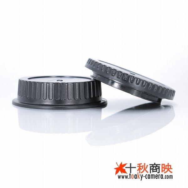 画像5: JJC製 キャノン EOSカメラ EFレンズ用 レンズリアキャップ ボディキャップ セット