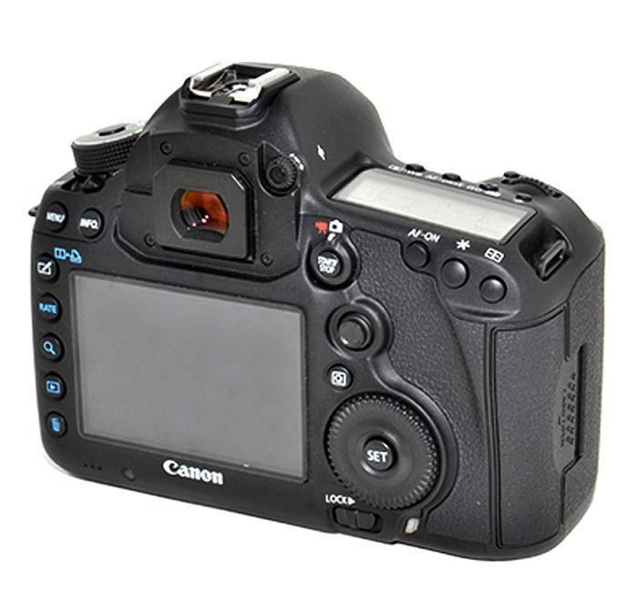 画像2: JJC製 キャノン Canon 5D MarkIII 専用 液晶LCD 保護 セミハードシート