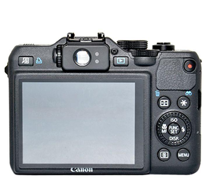 画像2: JJC製 キャノン PowerShot G15 専用 液晶LCD 保護 セミハードシート