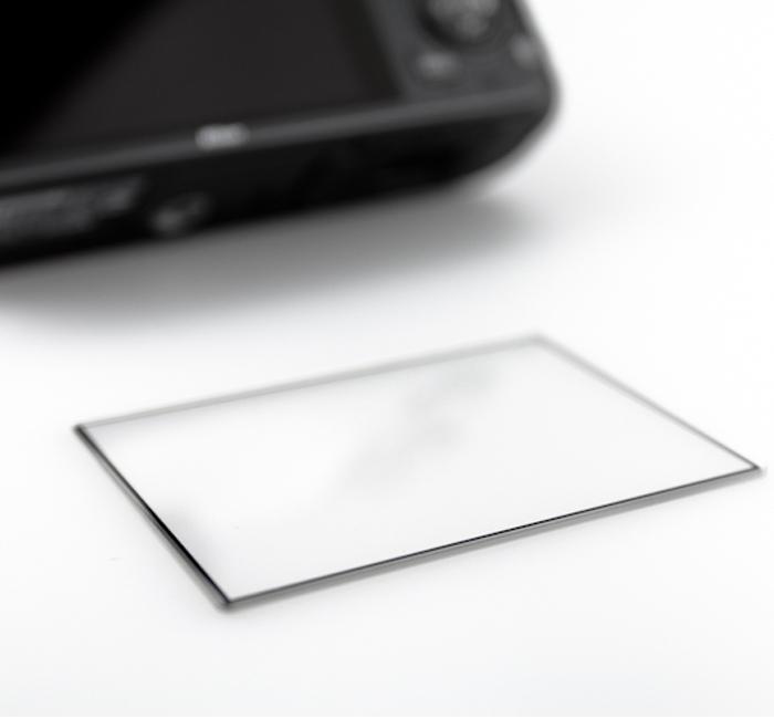 画像2: JJC製 ニコン 1 Nikon V1 J1 専用 液晶保護セミハードシート LCP-N1