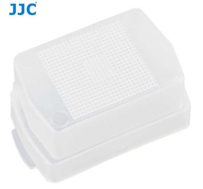 画像2: JJC製 Nikon スピードライト SB-800 SB-80DX / SONY フラッシュ HVL-FH1100 HVL-F1000 等用 フラッシュ ディフューザー 乳白色