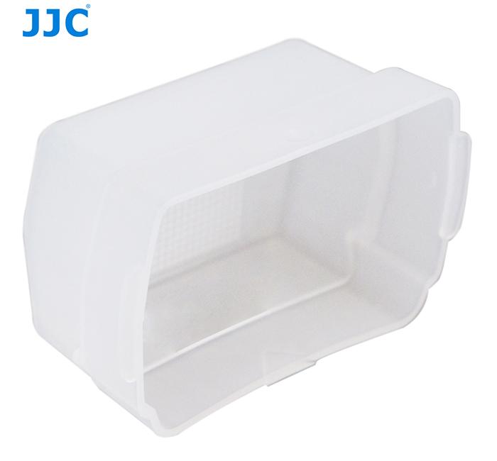 画像3: JJC製 Nikon スピードライト SB-800 SB-80DX / SONY フラッシュ HVL-FH1100 HVL-F1000 等用 フラッシュ ディフューザー 乳白色