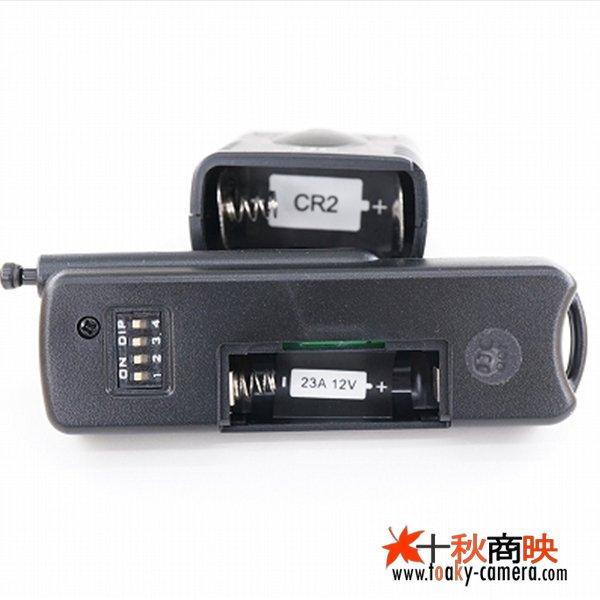 画像3: JJC製 ワイヤレスリモートコントローラー 富士フィルム RR-90 互換品 JM-R(II)